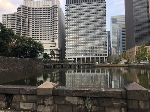 【The Imperial Palace】