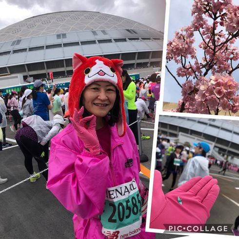 【Aichi tour finish and Nagoya women's marathon】
