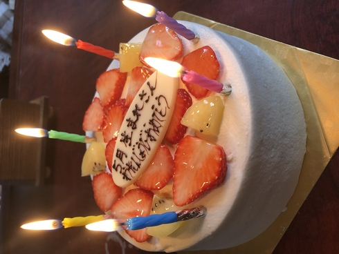 【May birthday】
