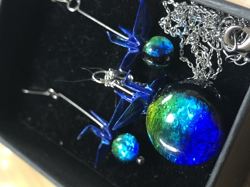 【Necklace of the peace】